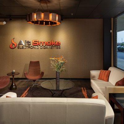 AltSmoke, Lounge Area