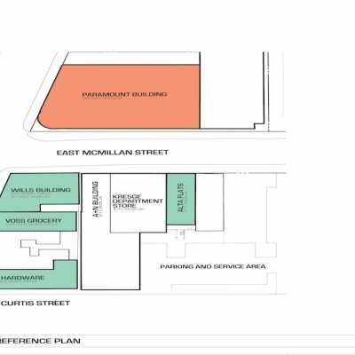 Paramount Square building layout