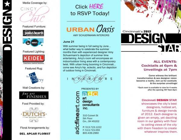 Visit Us for Cincinnati Design Star