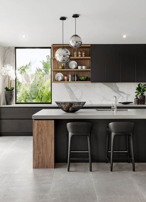 Latest Trends in Cabinets and Countertops