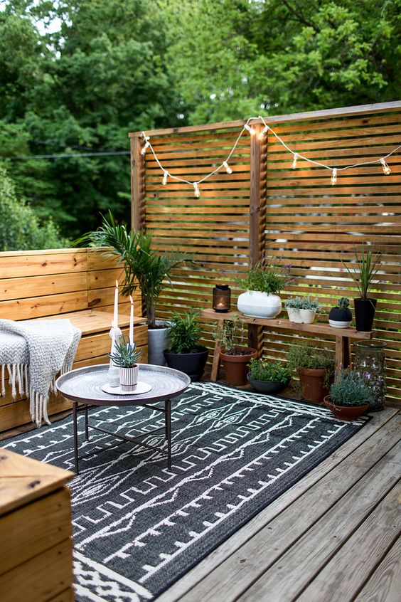How to Create a Patio Space with Personality