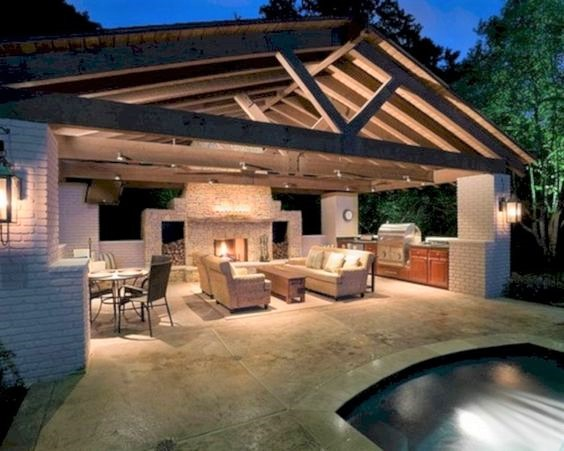 Outdoor Design Tips for Summer Grilling