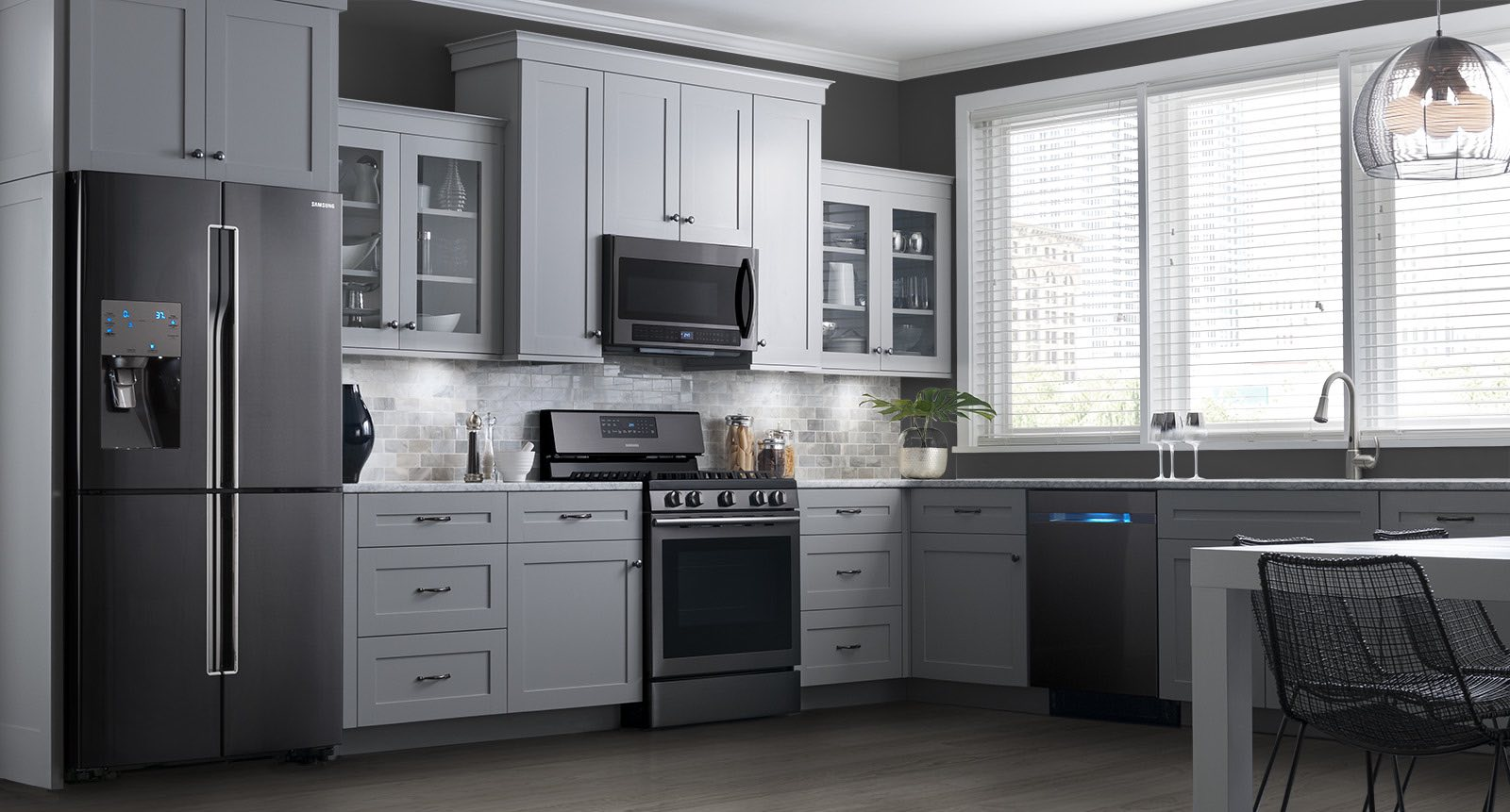 How to Mix and Match Appliance Finishes