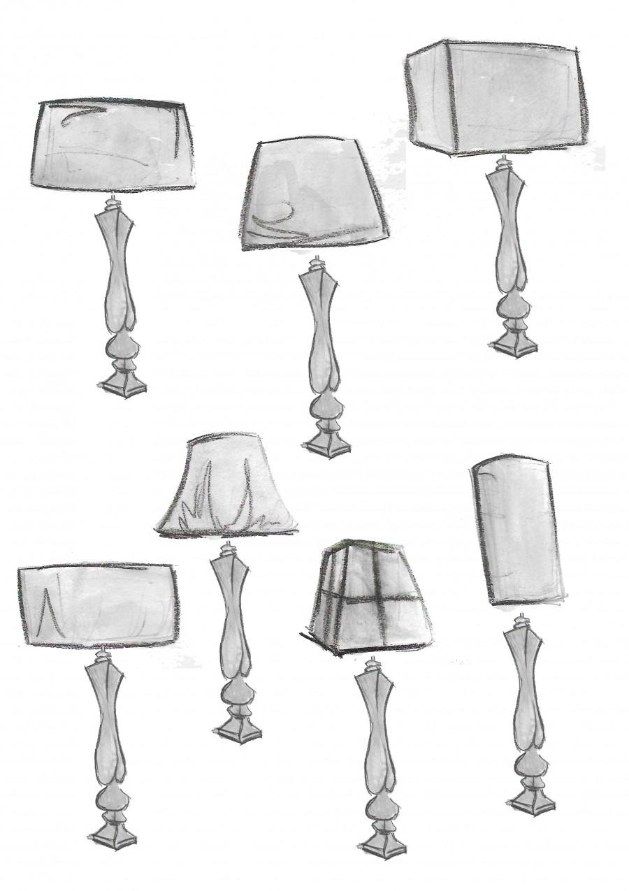 7 Unique Lampshade Shapes Explained